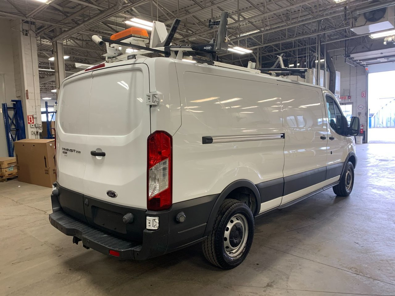 2016 Ford Transit Cargo Van 250 CARGO LR R2Y
