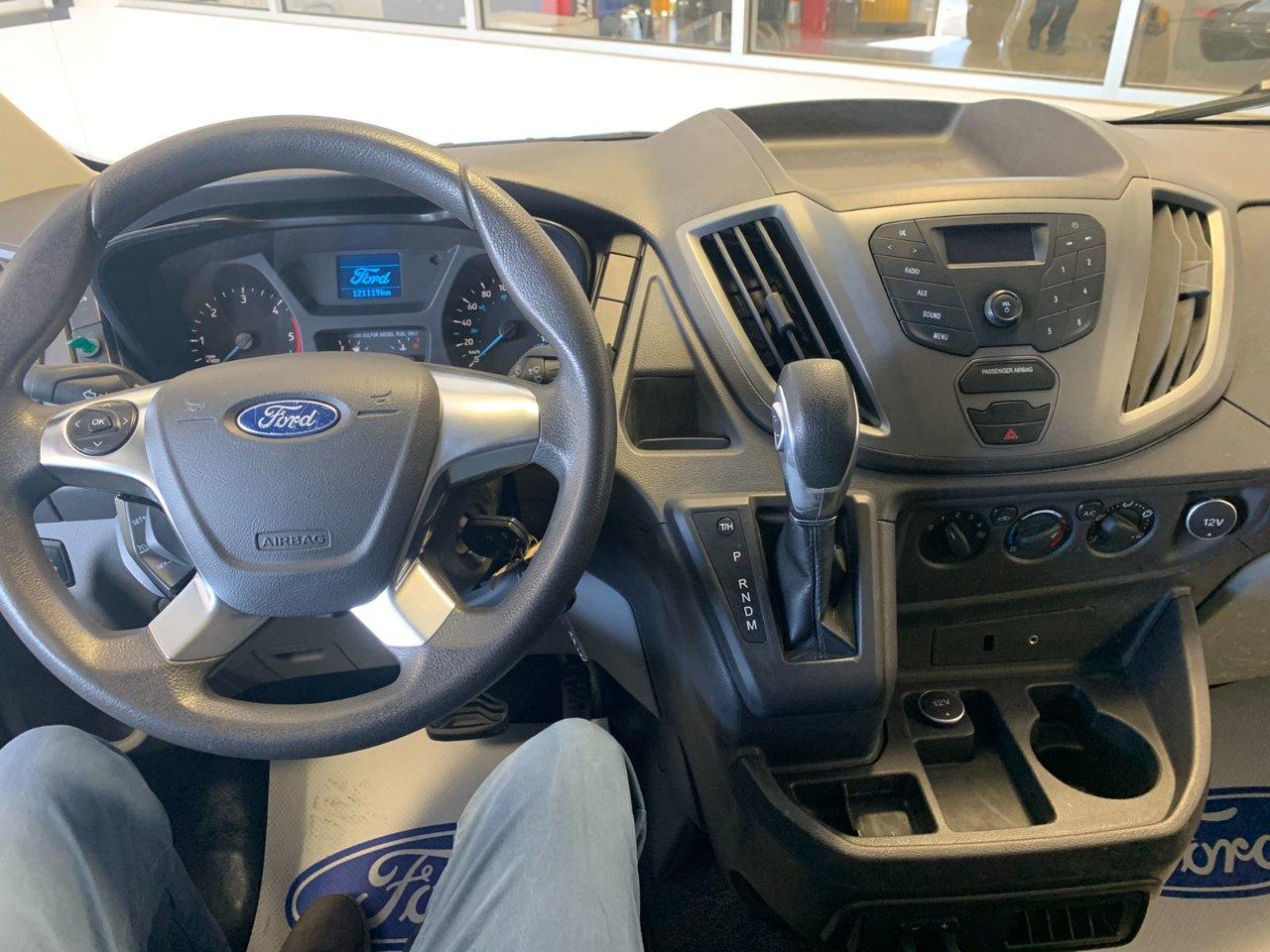 2016 Ford Transit Cargo Van 250 CARGO R1Z LR DIESEL