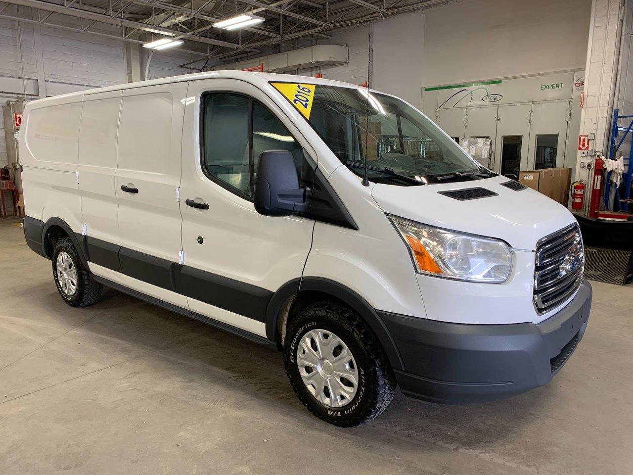 2016 Ford Transit Cargo Van 150 E1Z CARGO