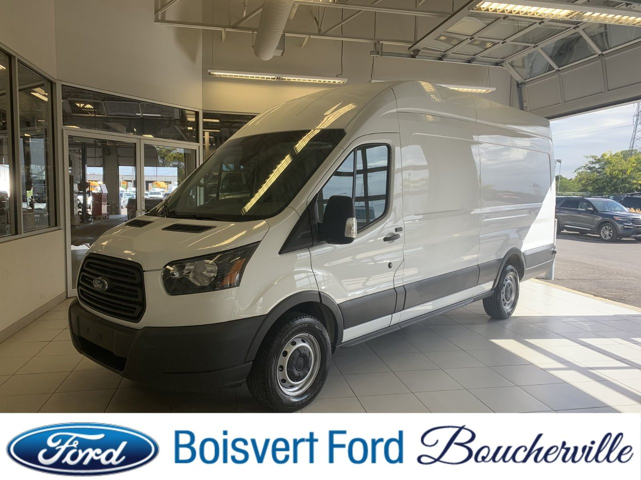 2017 Ford Transit Cargo Van W3X DIESEL