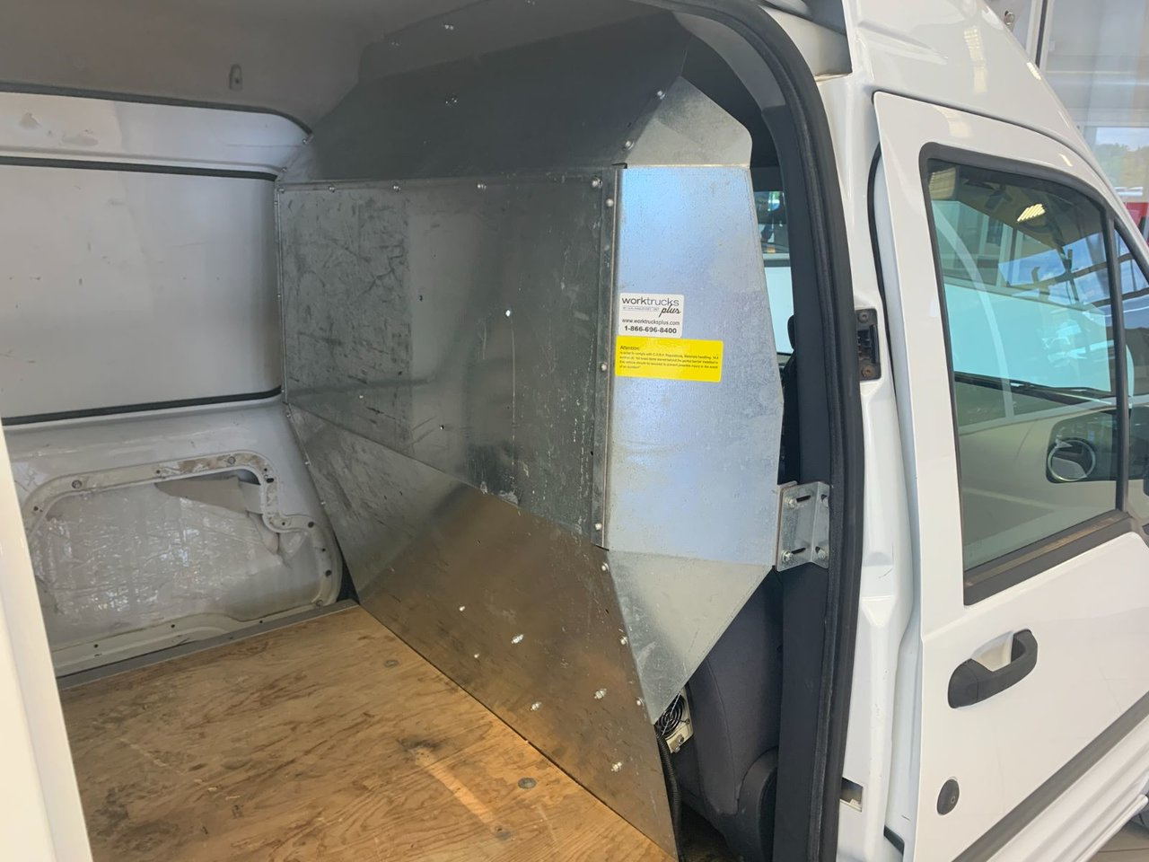 2012 Ford Transit Connect XLT CARGO