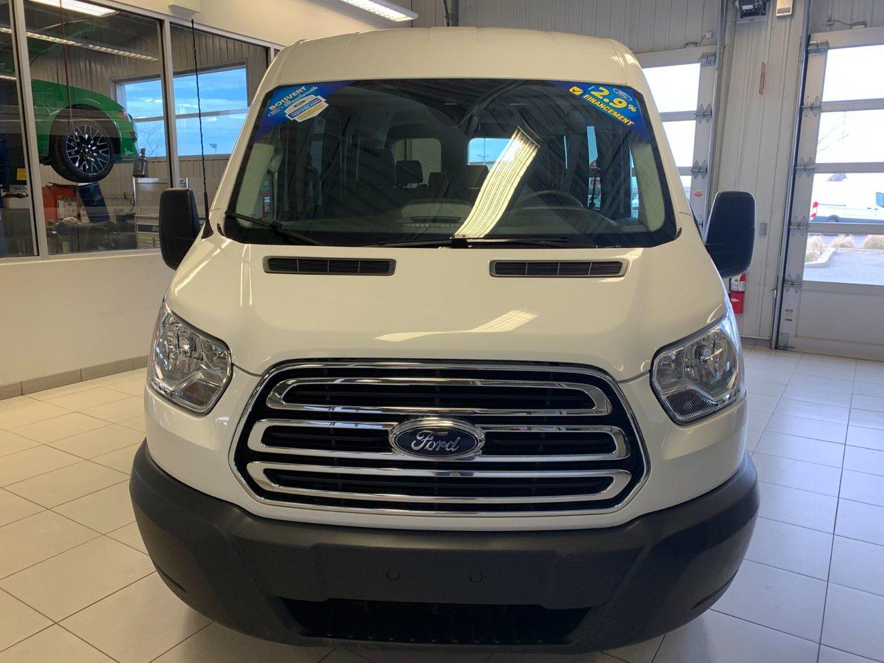 2019 Ford Transit Passenger Wagon X2C 350 MR 15 PASSAGERS
