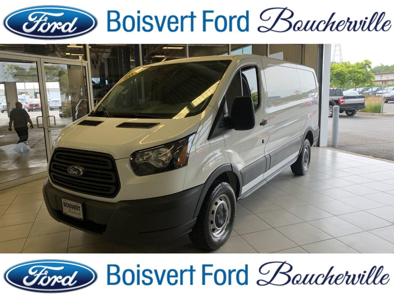 2018 Ford Transit Van CARGE R1Z LR