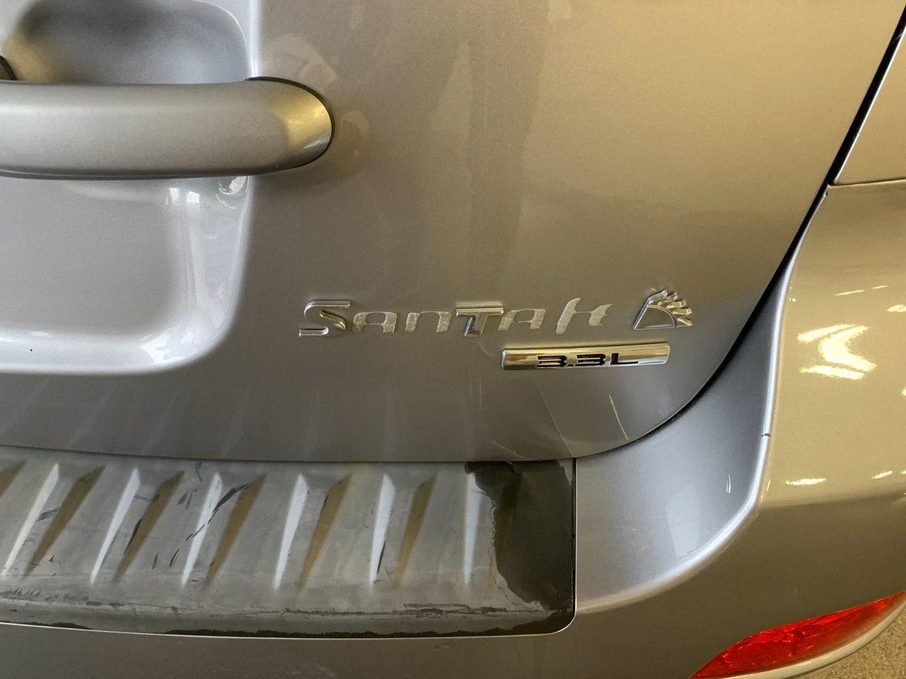 2007 Hyundai Santa Fe GLS CUIR TOIT