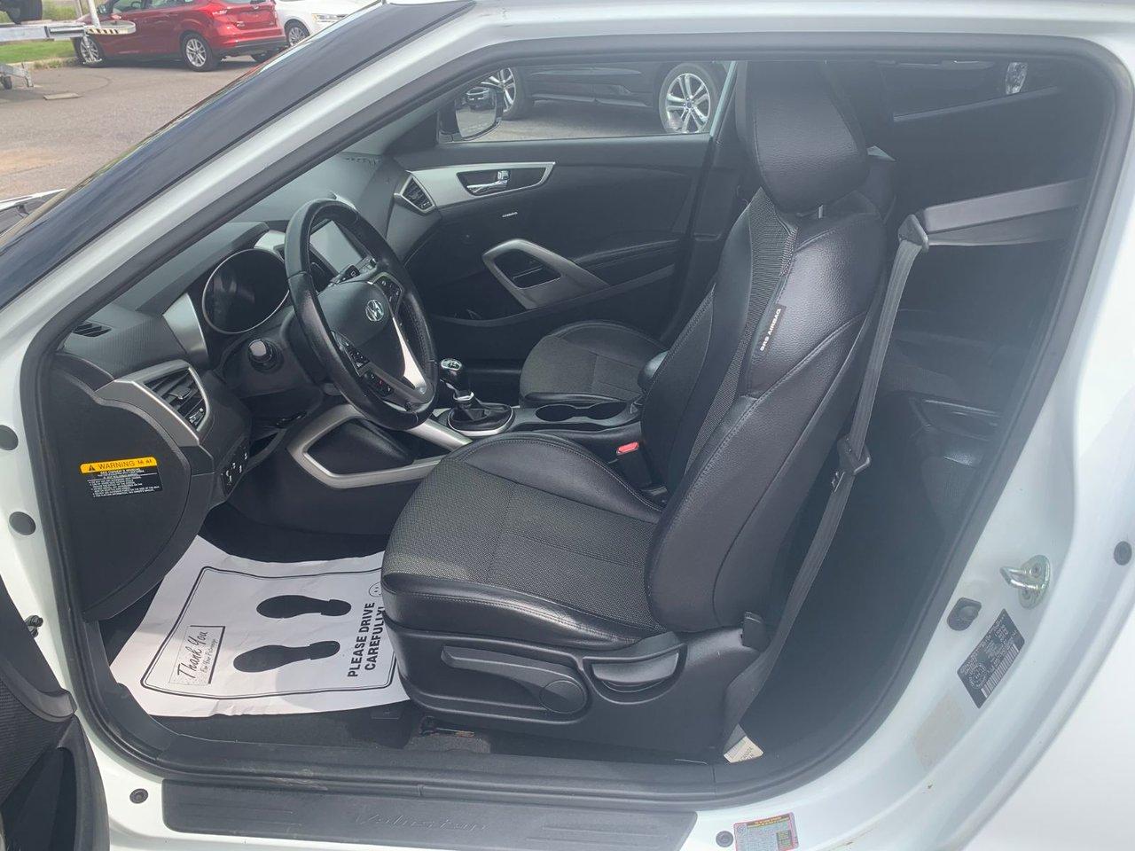 2013 Hyundai Veloster W/Tech