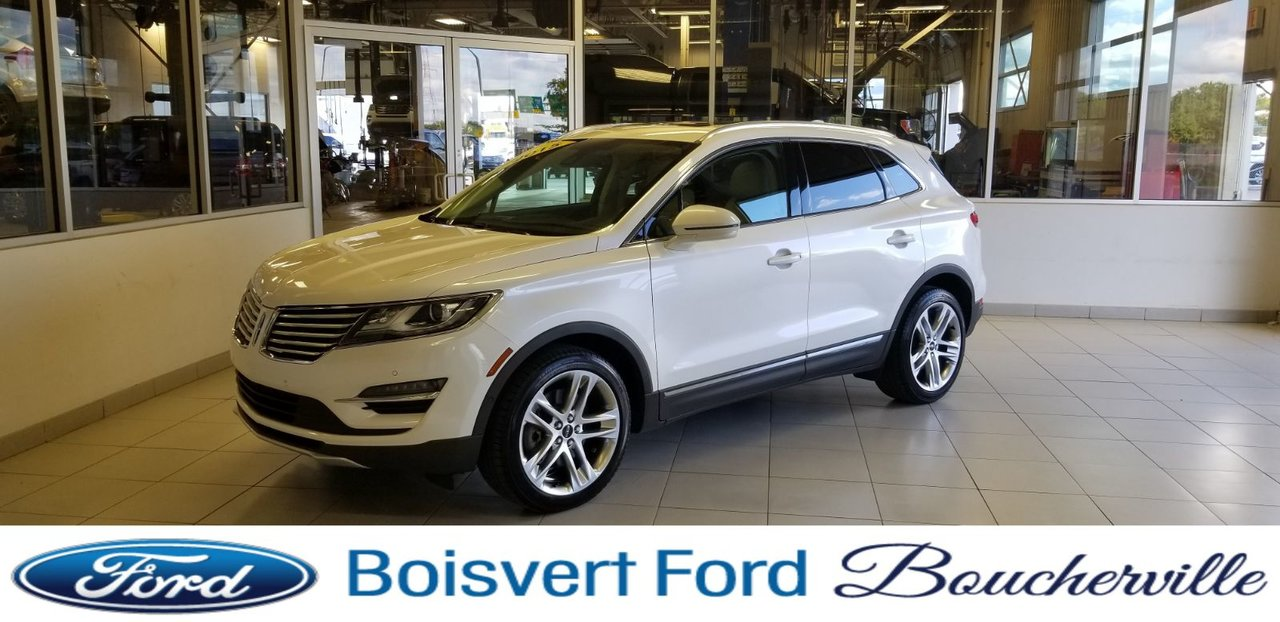 2015 Lincoln  MKC 2.3L ECOBOOST AWD FULL