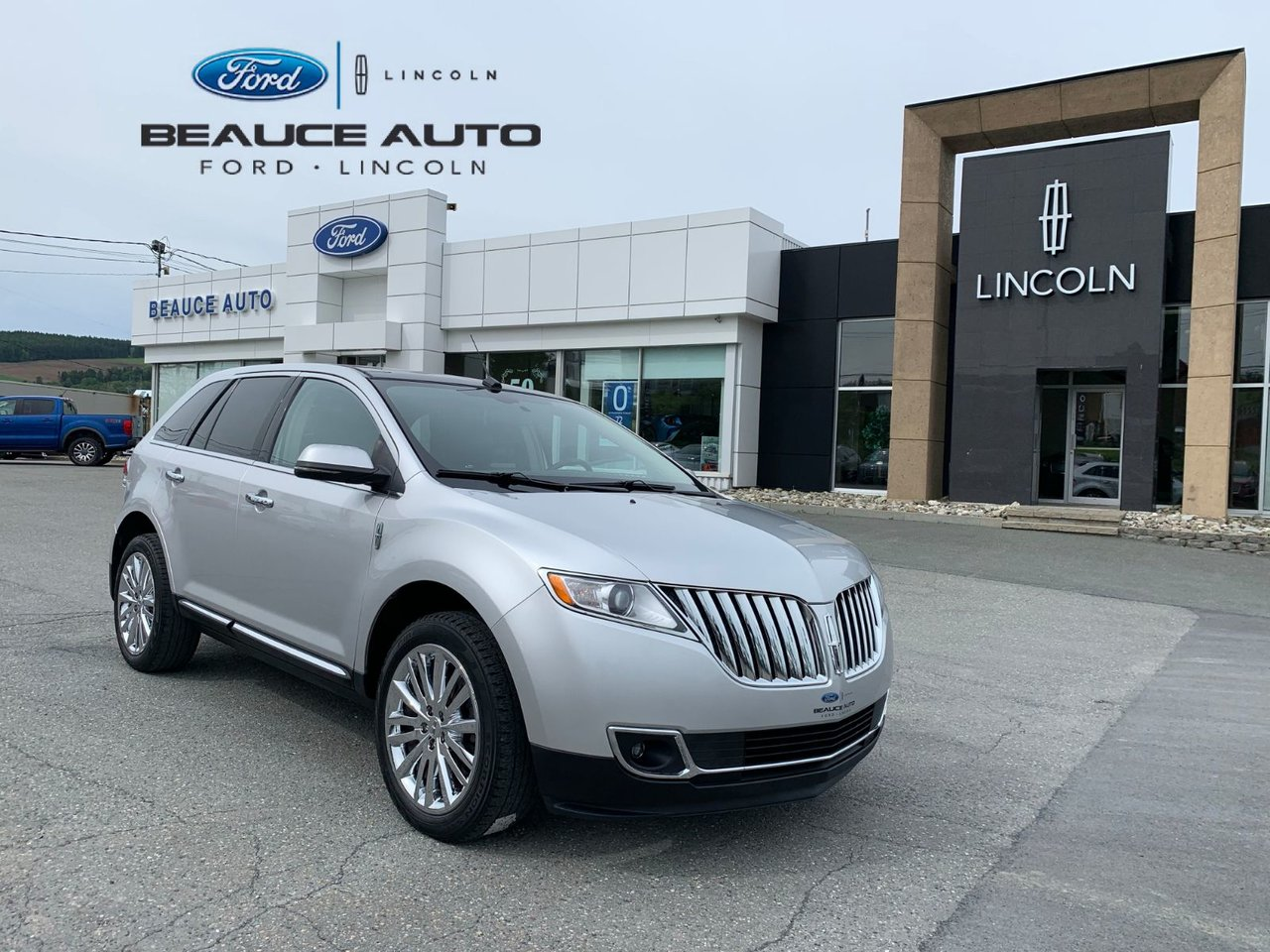2013 Lincoln  MKX Luxe / awd / toit / 20