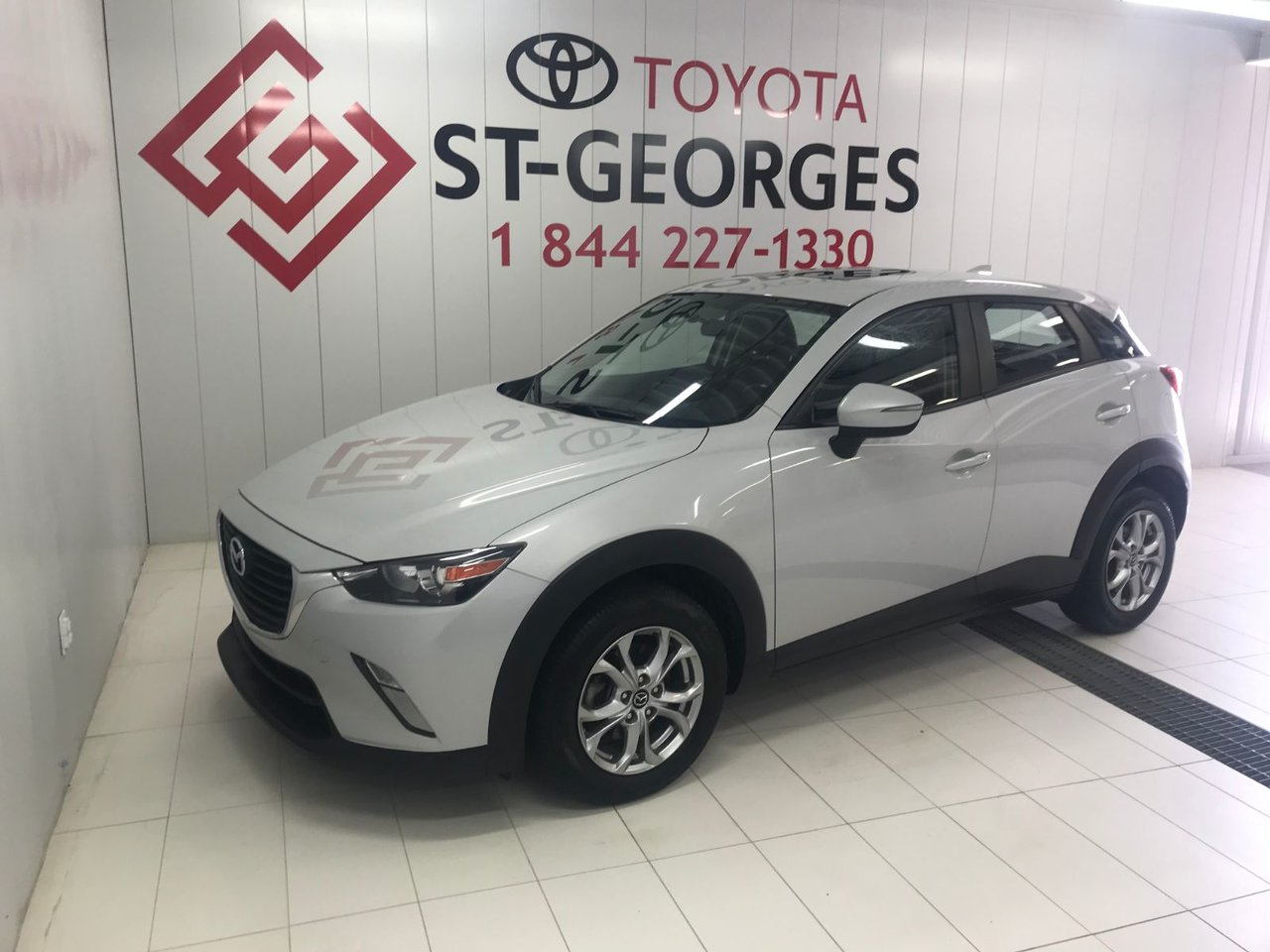2016 Mazda  CX-3 TOURING GS, AWD,CUIR TOIT OUVRANT