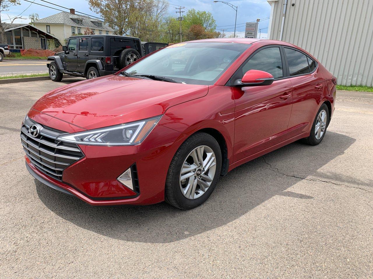 Hyundai Elantra 2020 Preferred   COMME NEUF!