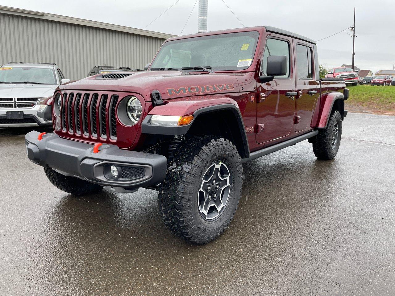 Jeep Gladiator 2021 MOJAVE