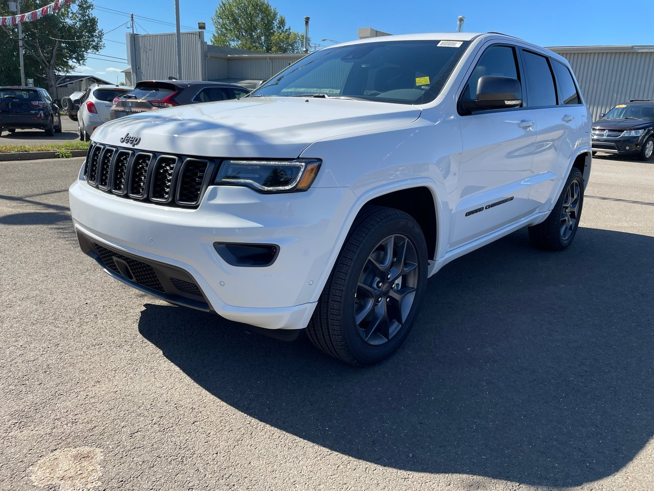 Jeep Grand Cherokee 2021 LIMITED 80TH ANNIVERSARY