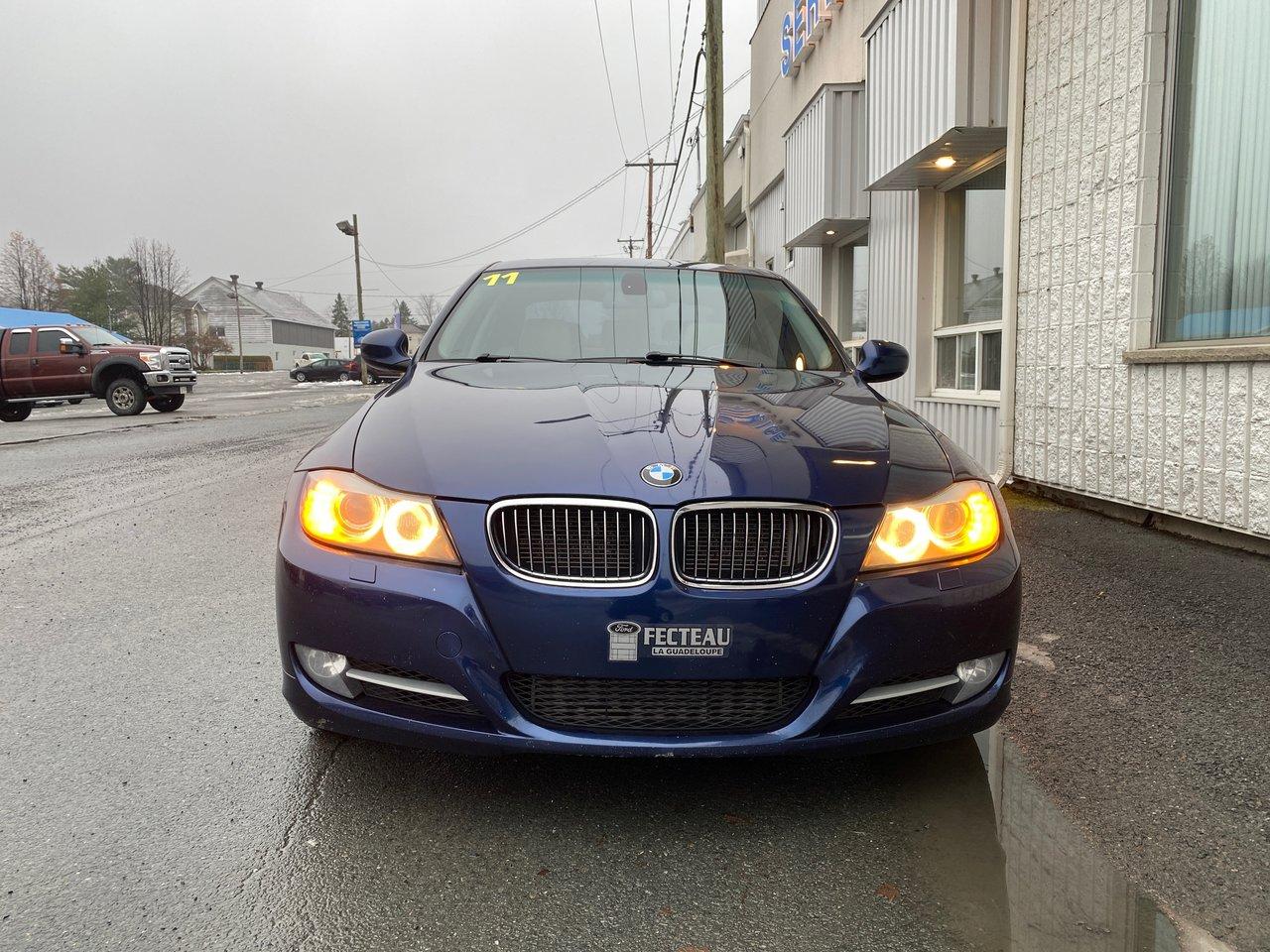 2011 BMW 3 Series 335i xDrive