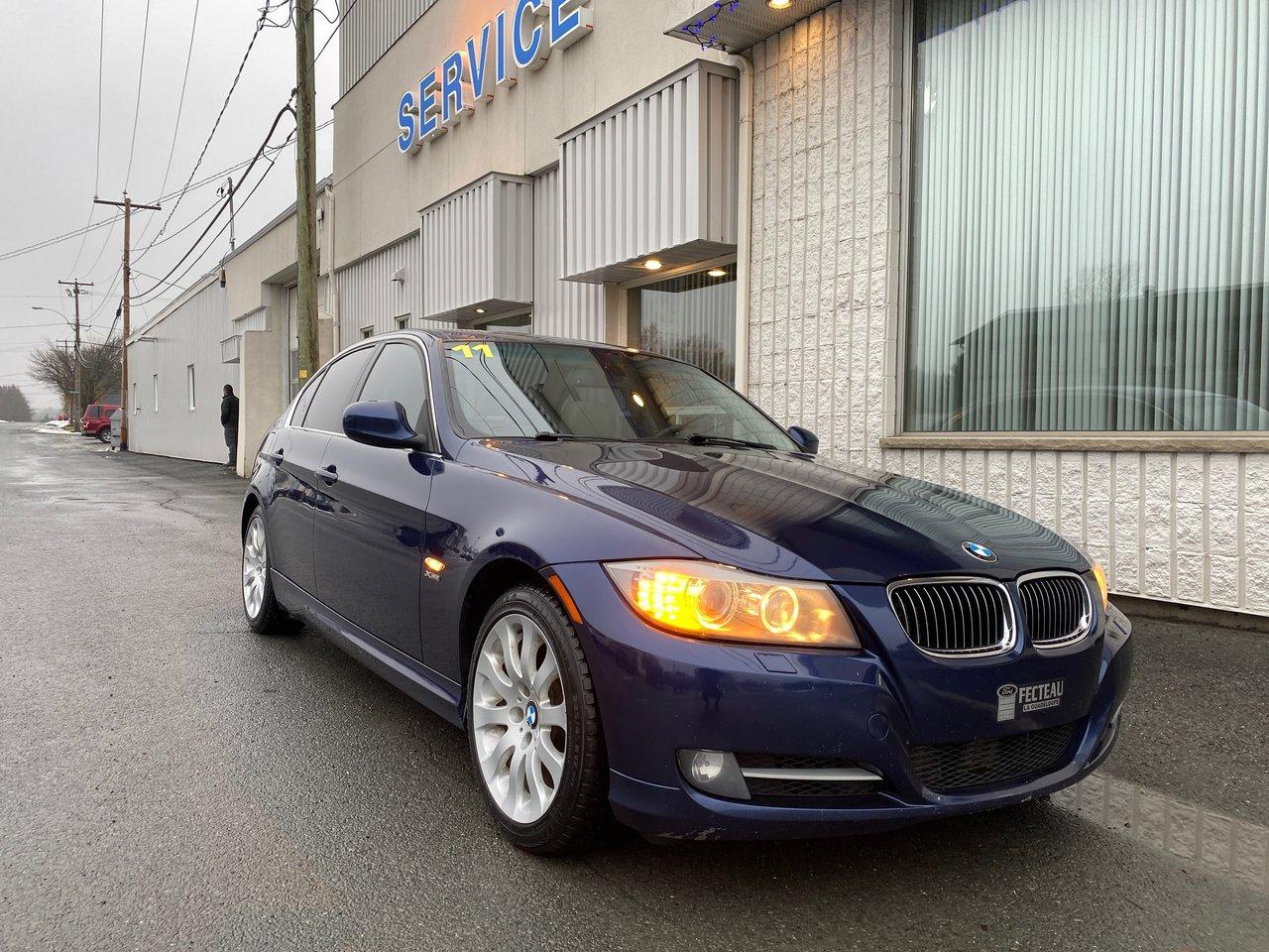 2011 BMW  Série 3 335i xDrive