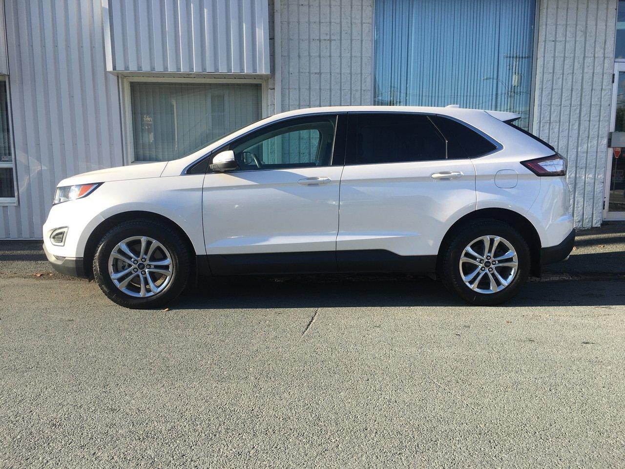 2016 Ford Edge SEL, AWD, CUIR, TOIT, GPS
