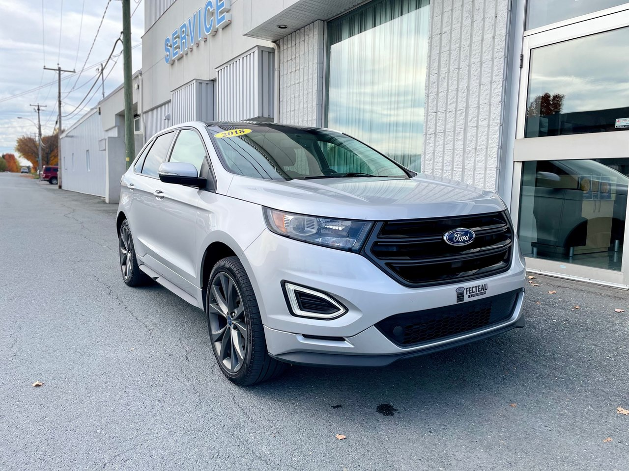 Ford Edge 2018 SPORT