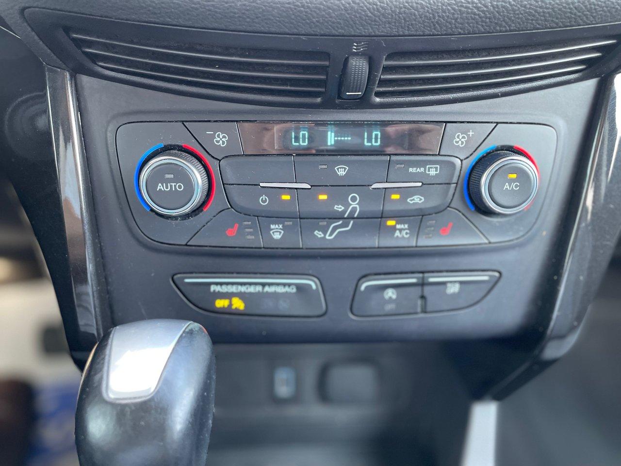 2017 Ford Escape SE AWD ECOBOOST