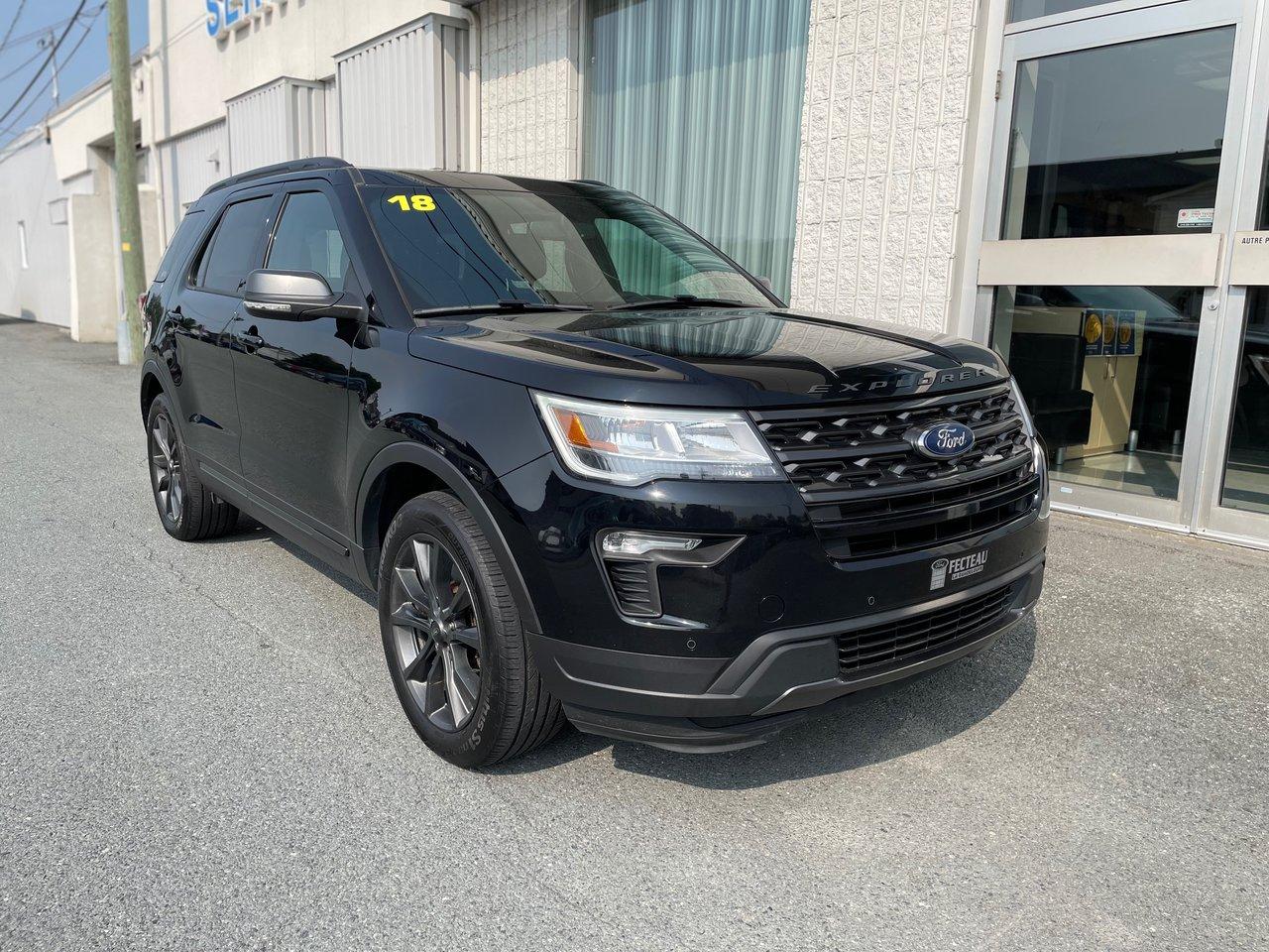 Ford Explorer 2018 XLT
