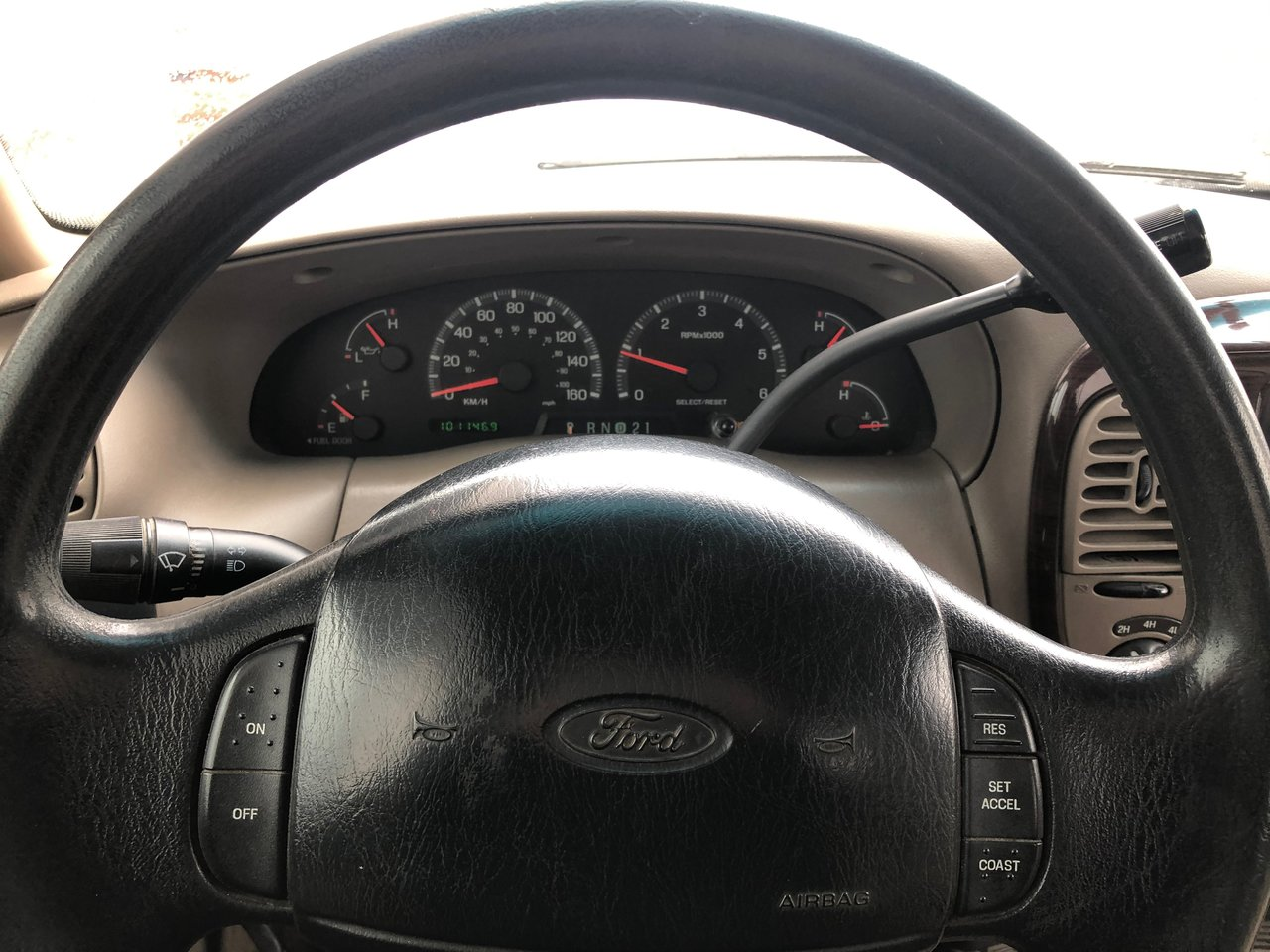 2000 Ford F-150 series XLT 4X4