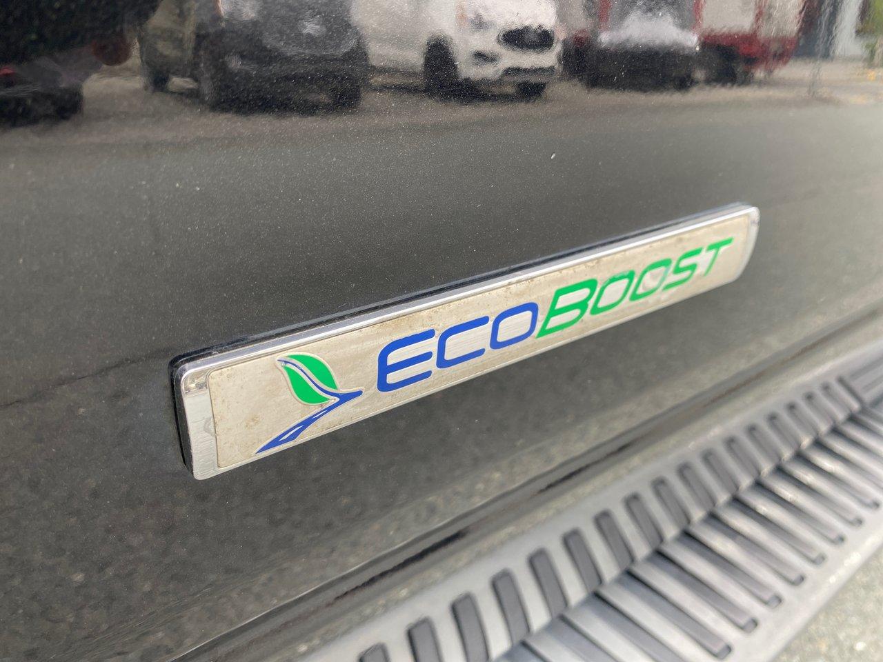 2011 Ford F-150 SuperCrew FX4 4X4