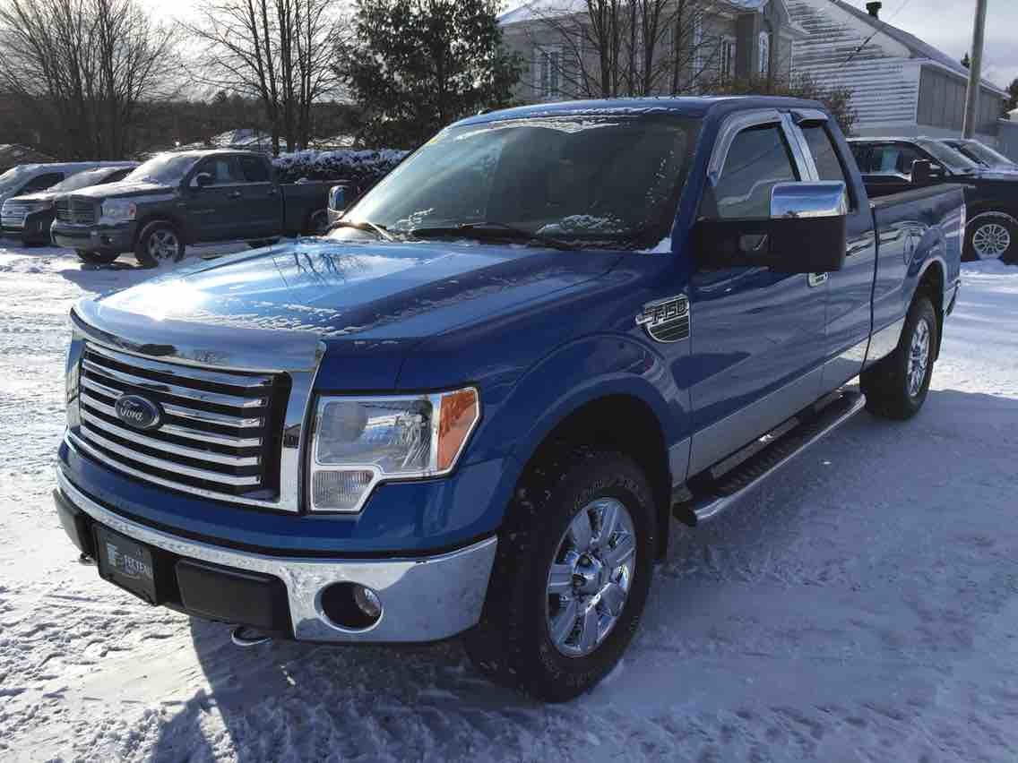 Ford f 150 2012 d 39 occasion vendre chez fecteau ford inc for Miroir ford f 150