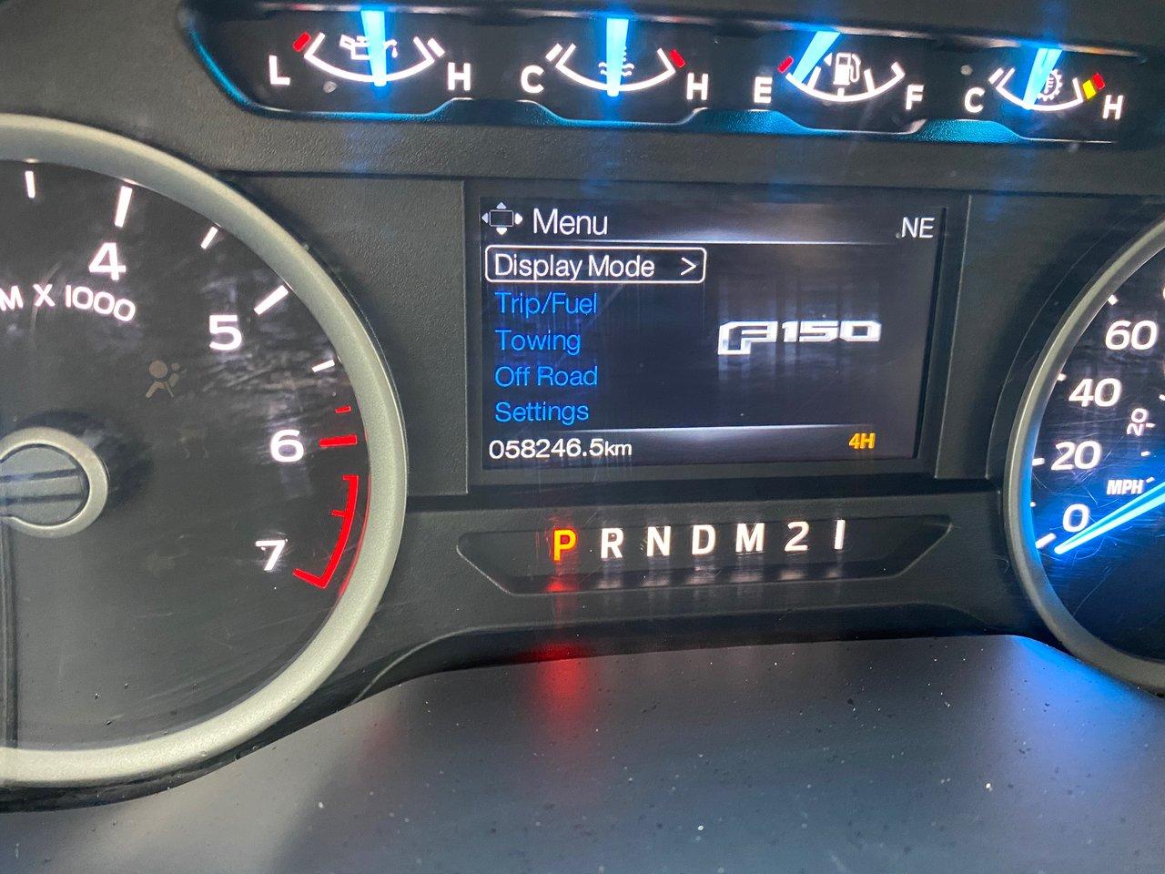 2016 Ford F-150 F-150 XLT 3.5L ECOBOOST, XTR