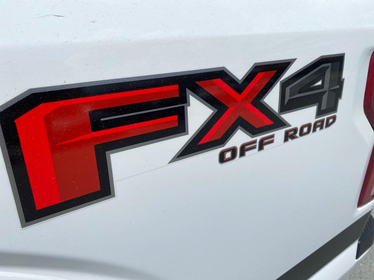 2018 Ford F-150 XLT SPORT FX4