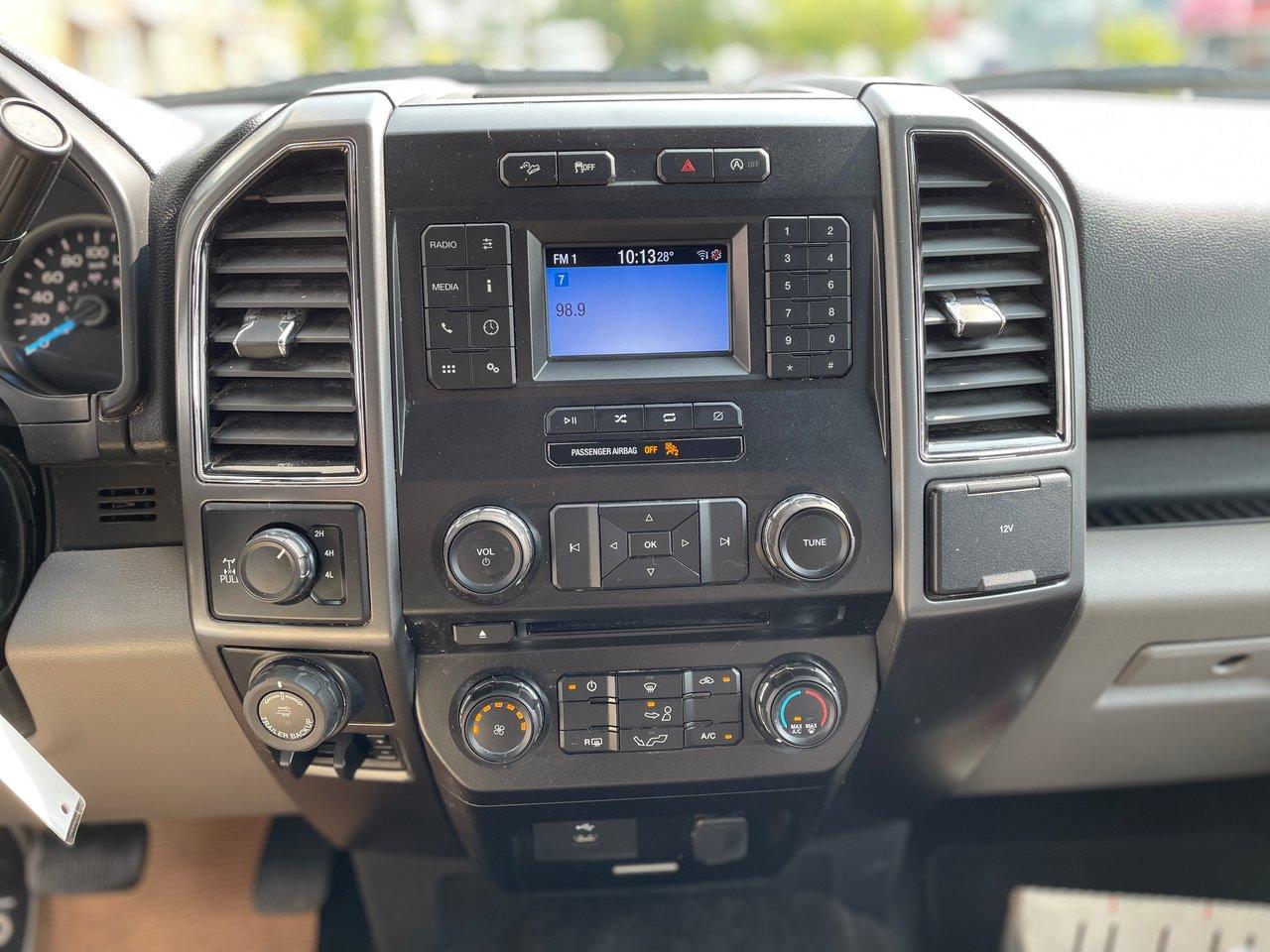 2018 Ford F-150 SuperCrew XLT 301A