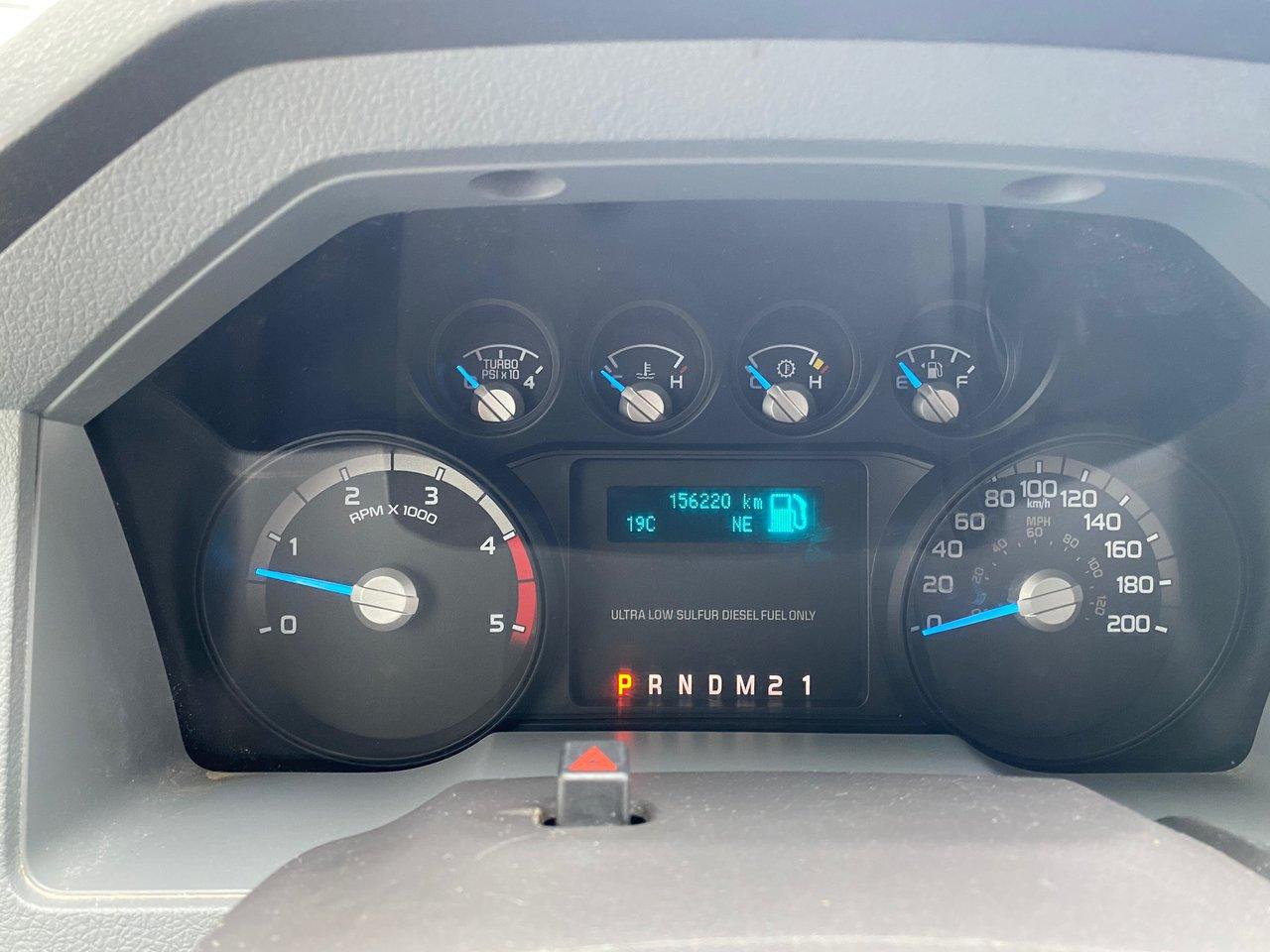 2012 Ford F-250 XLT