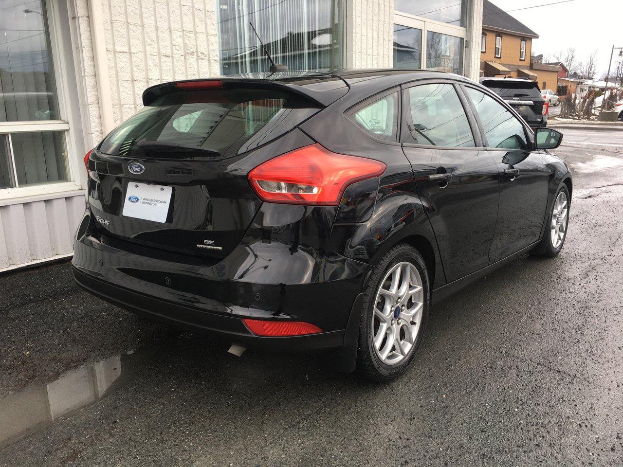 2016 Ford Focus SE, TOIT, NAV, VÉHICULE CERTIFIÉ