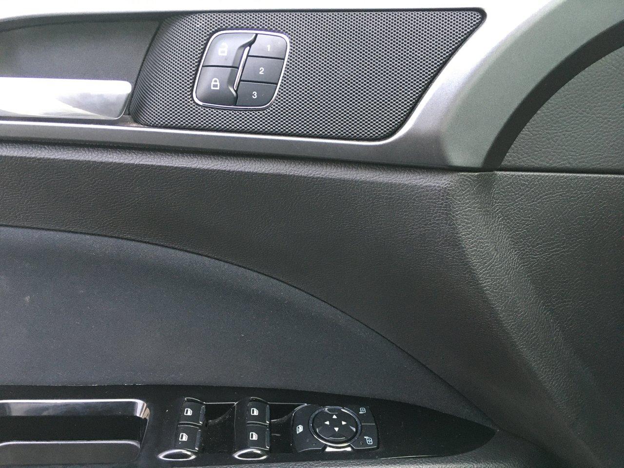 2016 Ford Fusion SE, 2.0L ÉCOBOOST, GPS, ENSEMBLE SPORT