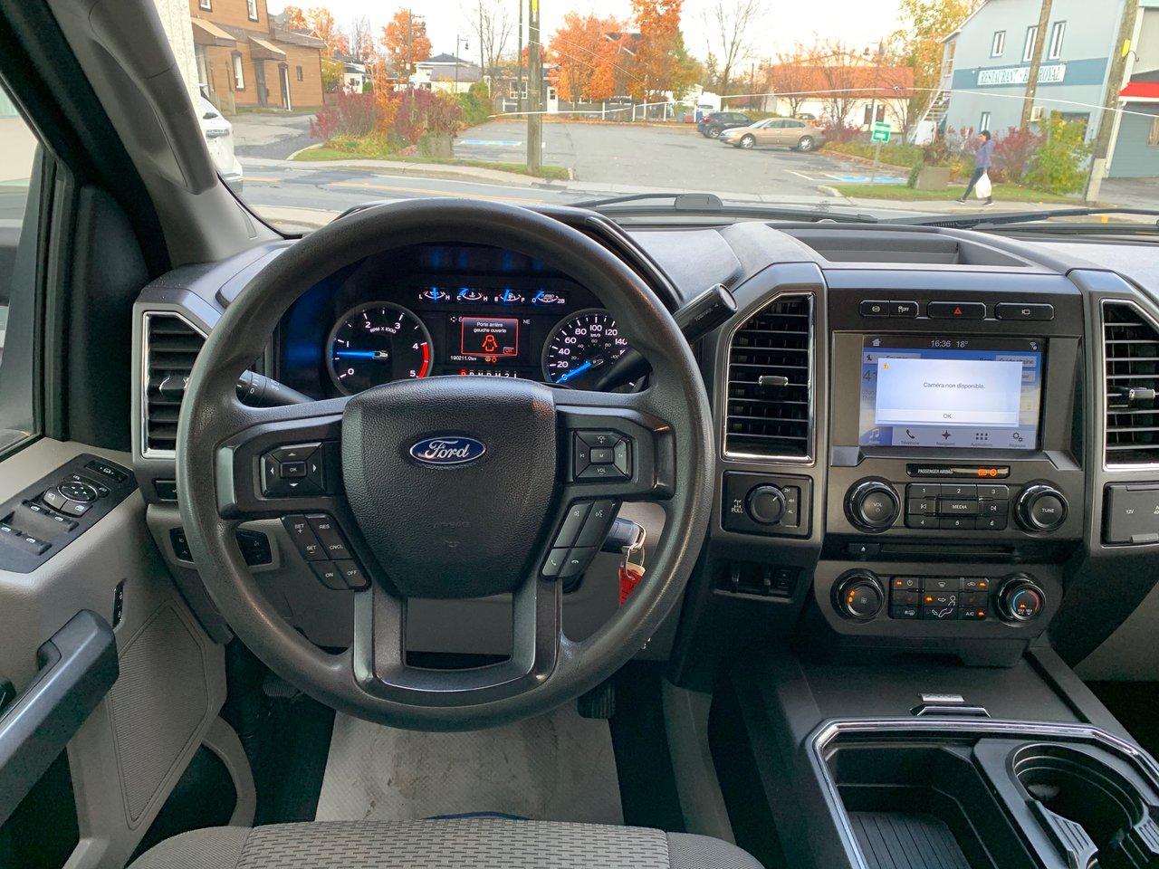 2017 Ford Super Duty F-250 SRW CREW CAB XLT