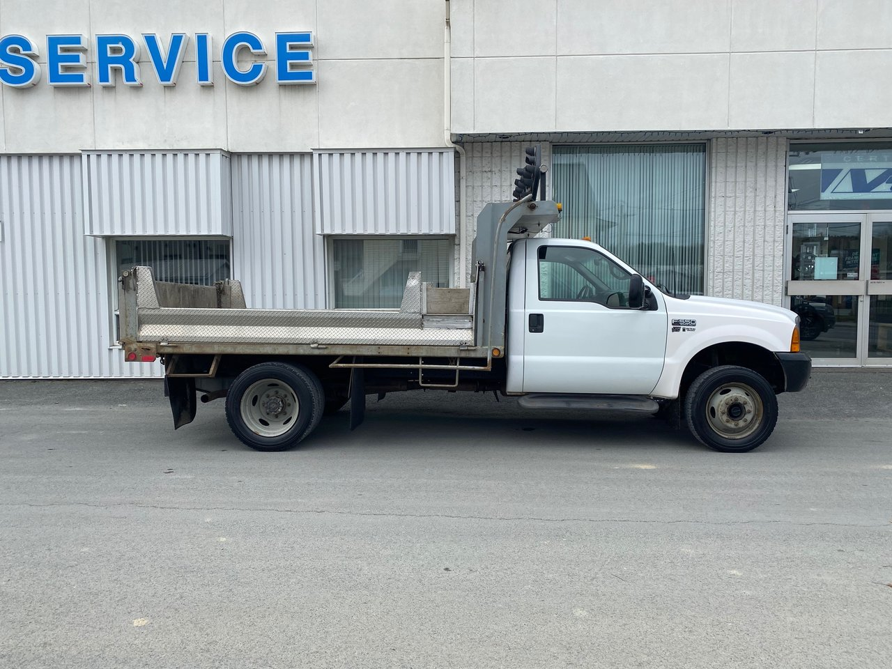 2000 Ford Super duty F-550 DRW XL