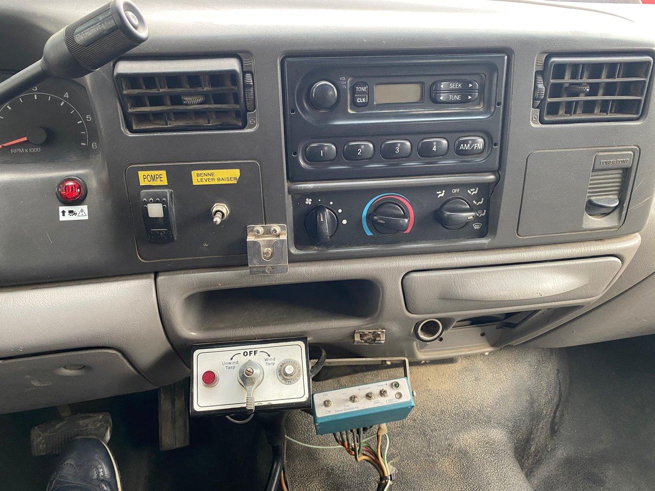 2000 Ford Super duty F-550 DRW XL