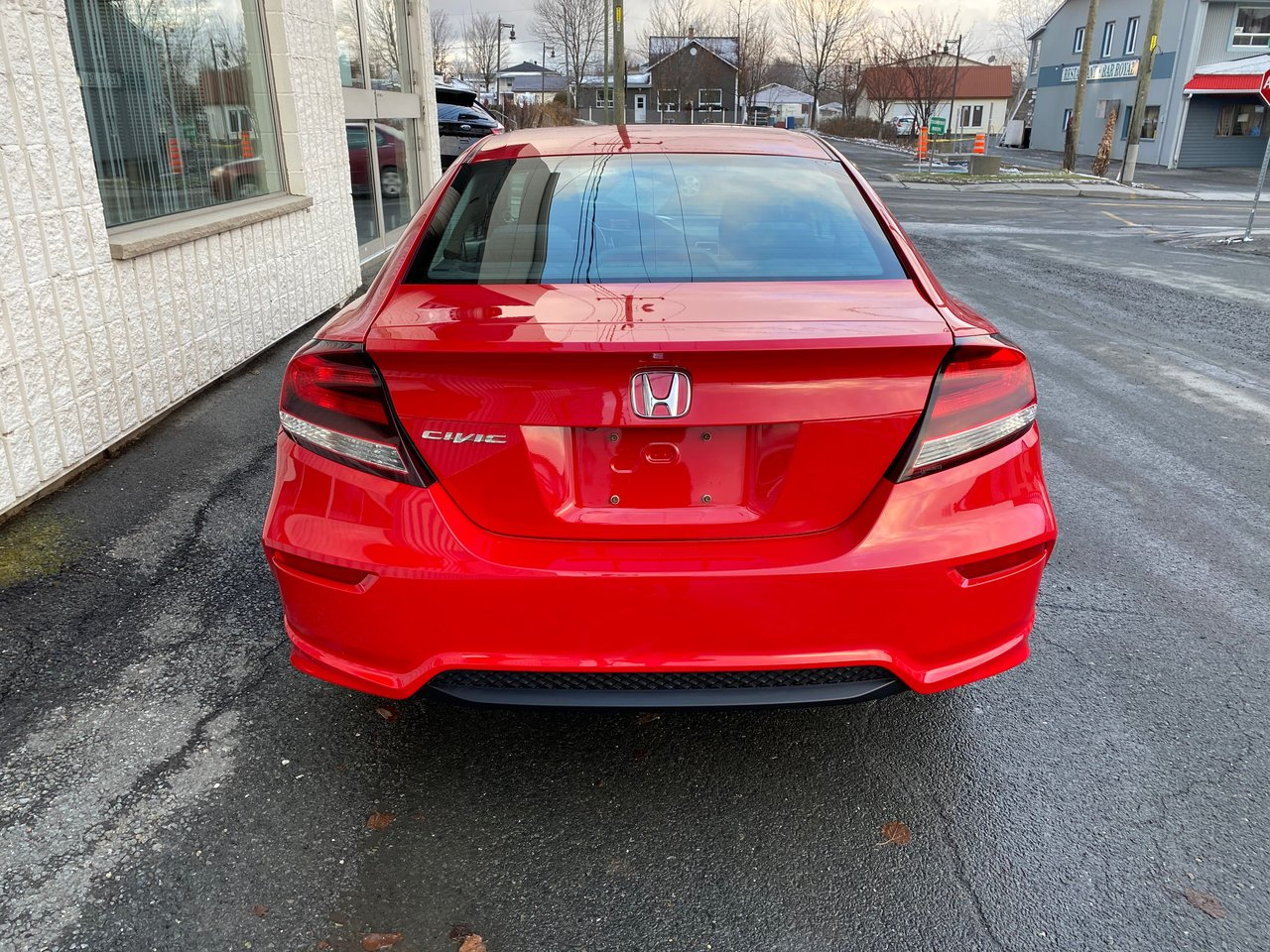2014 Honda Civic Cpe LX