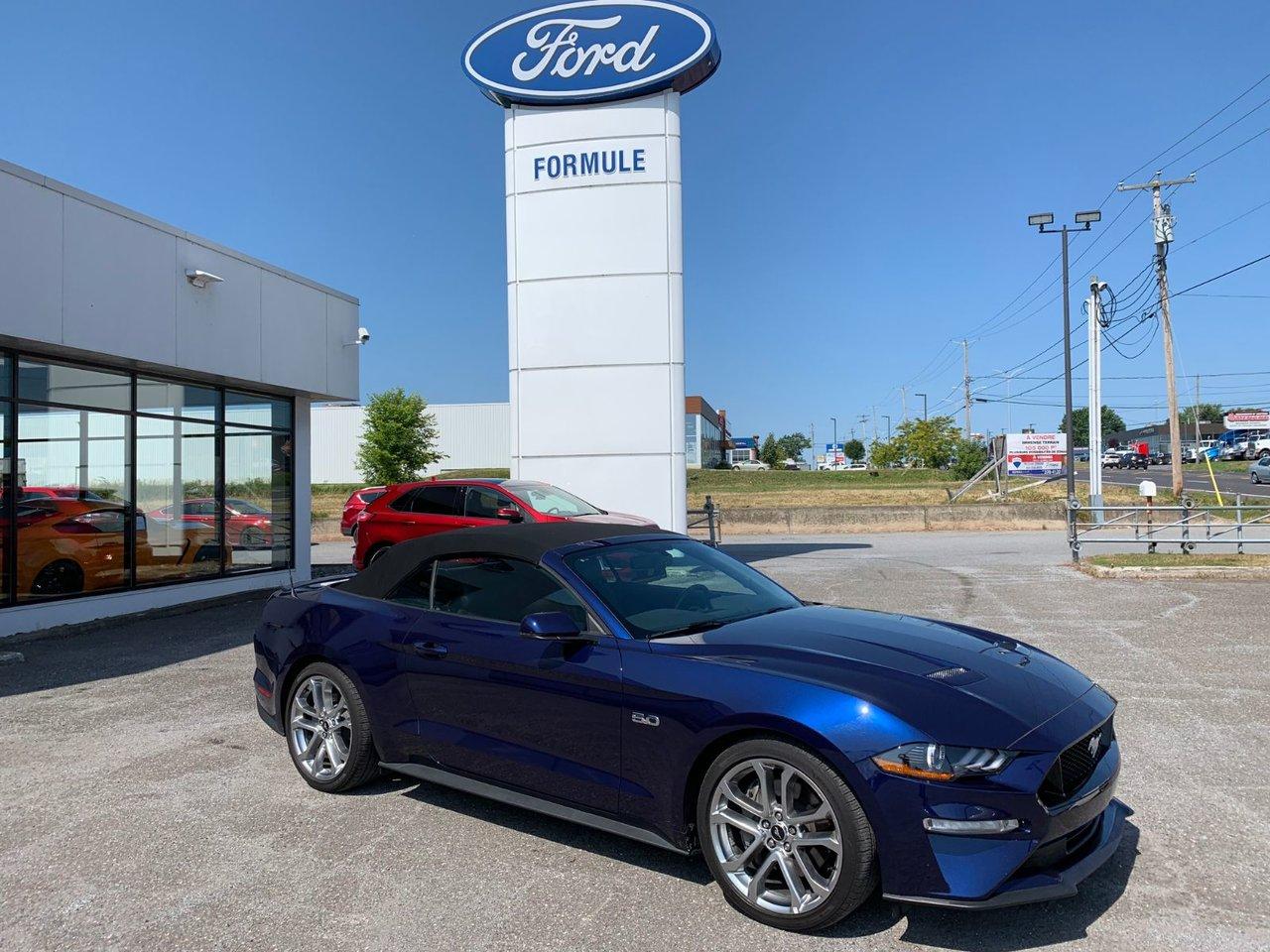 2019 Ford  Mustang GT Premium-DÉCAPOTABLE-401A