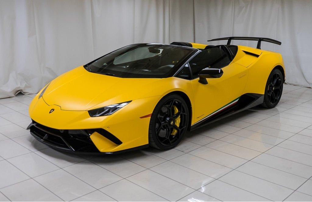 2019 Lamborghini  Huracàn Performante Spyder