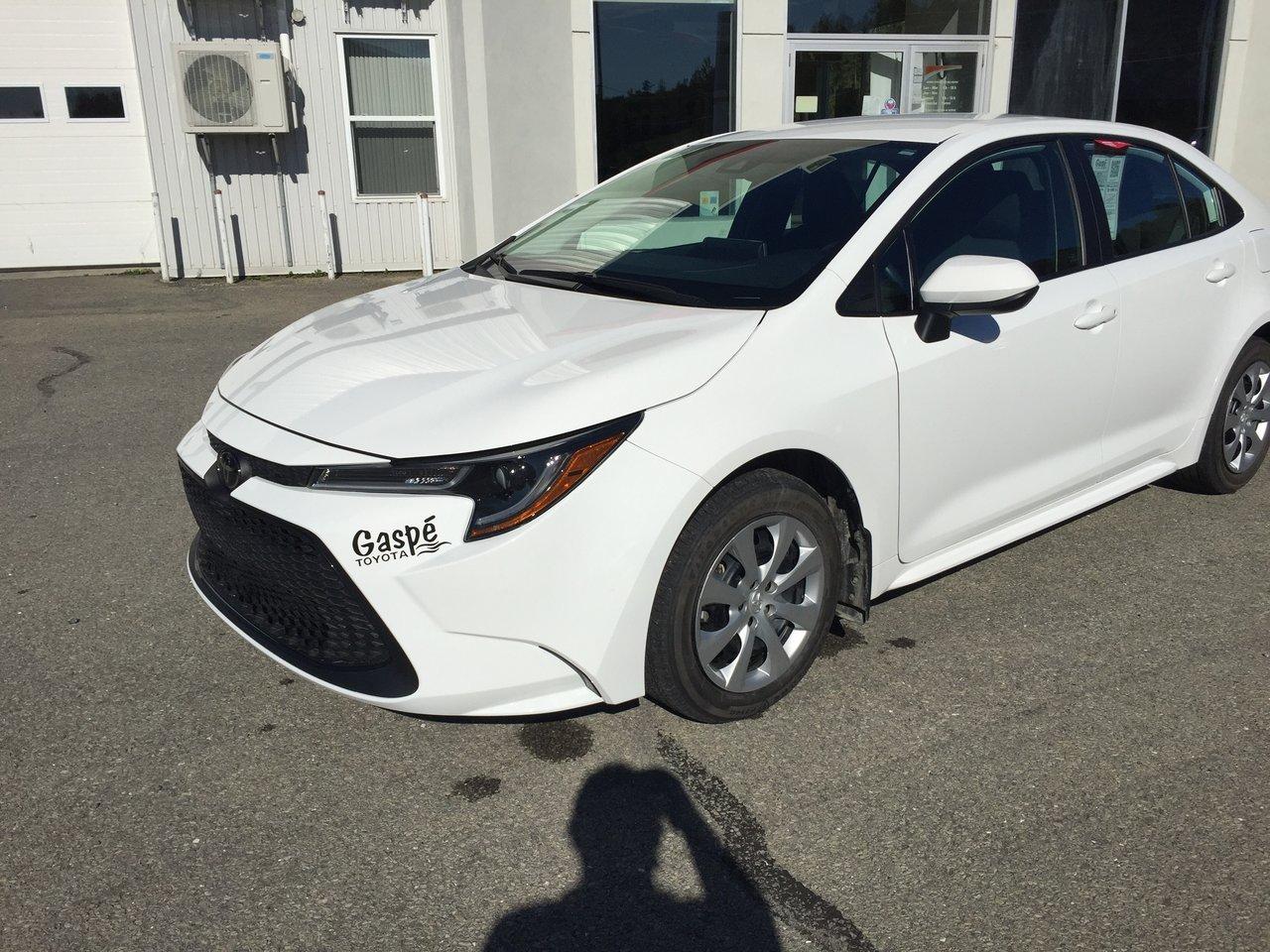 Toyota Corolla 2020 LE