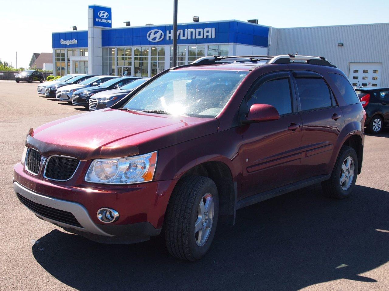 Pontiac Torrent AWD 2009