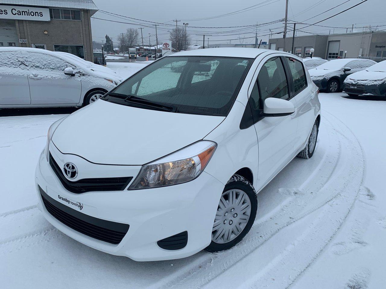 2013 Toyota  Yaris HB AC VITRES ÉLECTRIQUES