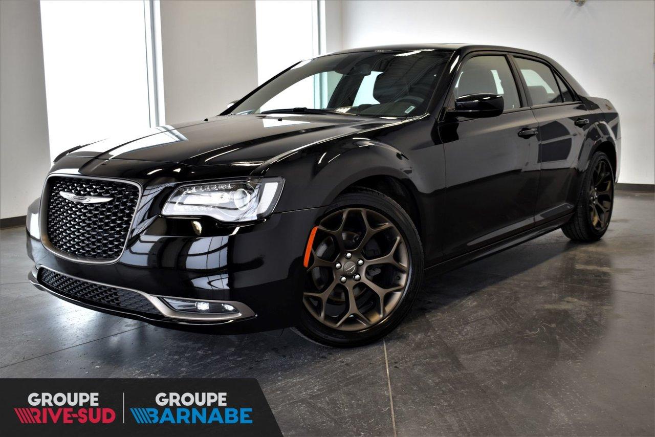 2018 Chrysler  300 300S || RWD || TOIT PANO || NAVIGATION || CUI