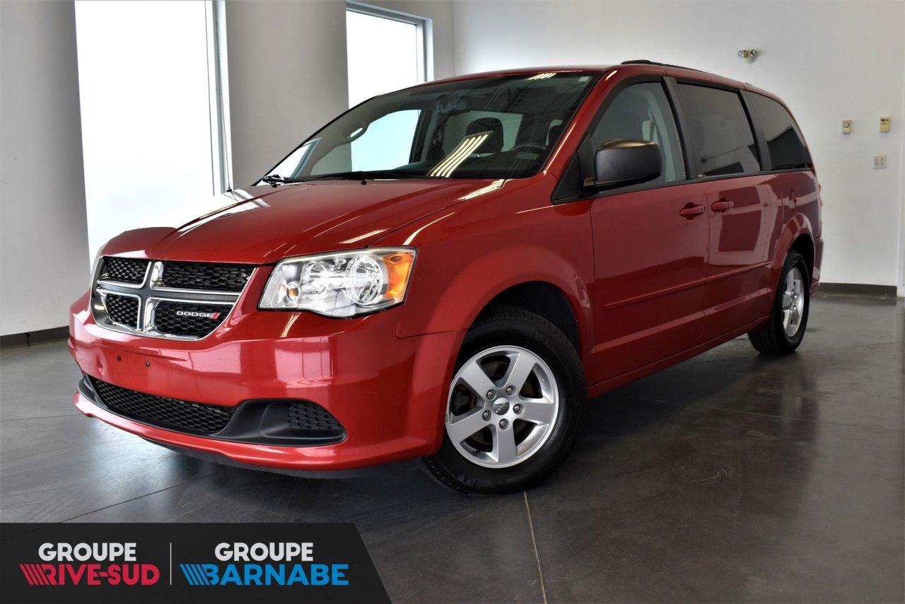 2012 Dodge  Grand Caravan SE VALEUR PLUS || STOW N GO || MAGS