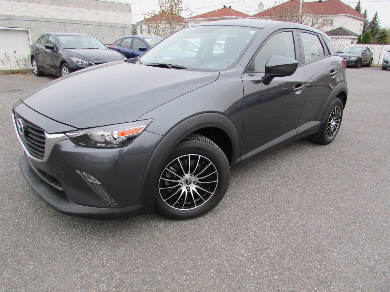 mazda cx 3 2016 d 39 occasion vendre chez brossard mazda. Black Bedroom Furniture Sets. Home Design Ideas