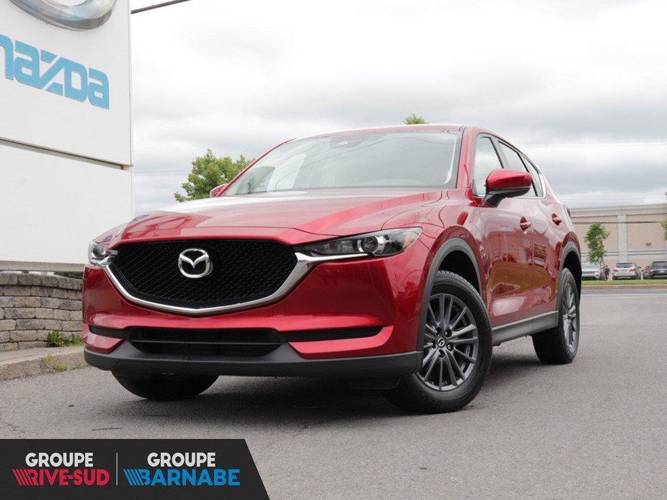 2018 Mazda CX-5 GS SIEGE CHAUFFANT + CAMERA DE RECUL + BLUETO