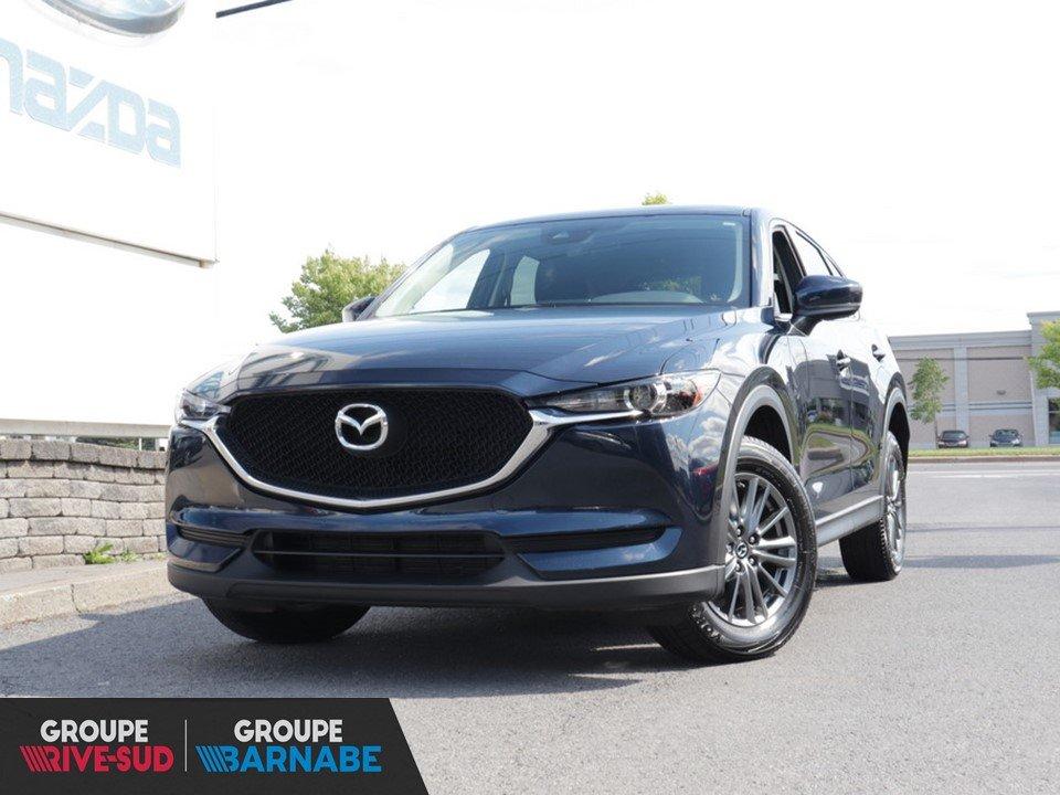 2018 Mazda CX-5 ** GX AWD AIR CLIMATISÉ + CAMERA DE RECUL **