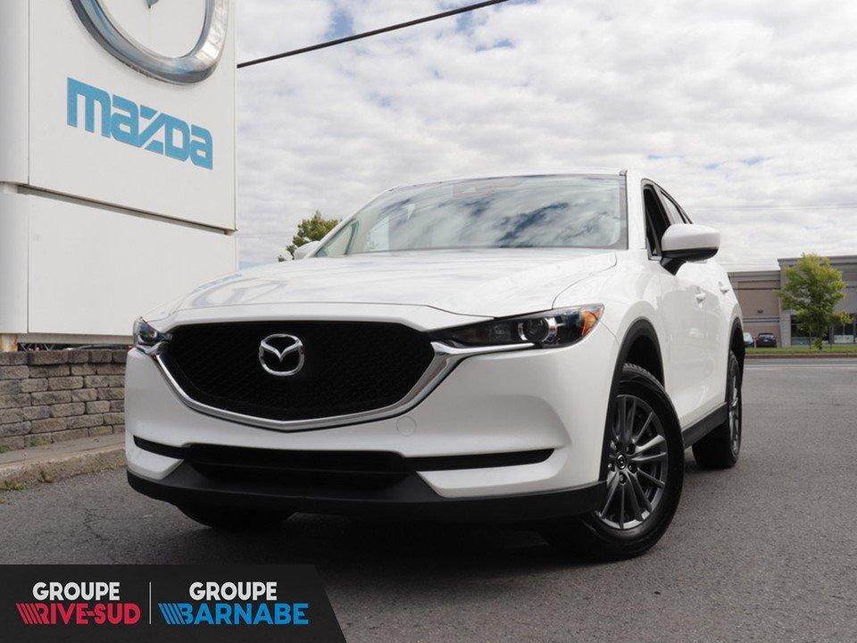 Mazda CX-5 2018 *GX CAMERA DE RECUL + BLUETOOTH + AIR CLIMATI