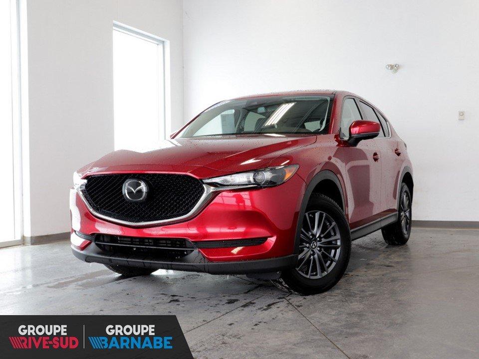 2019 Mazda CX-5 GS CUIR | CAMERA | HAYON ELECTRIQUE | +++