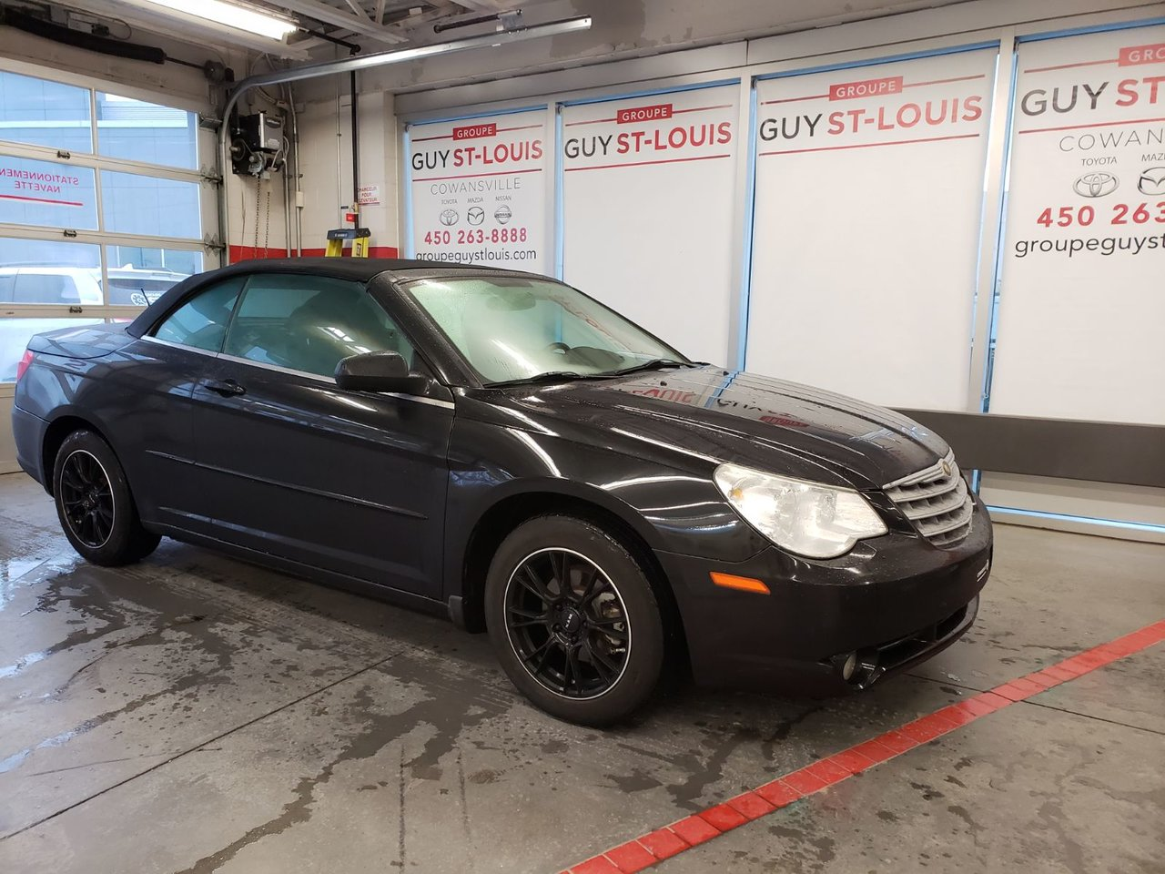 2009 Chrysler  Sebring Touring + Decapotable