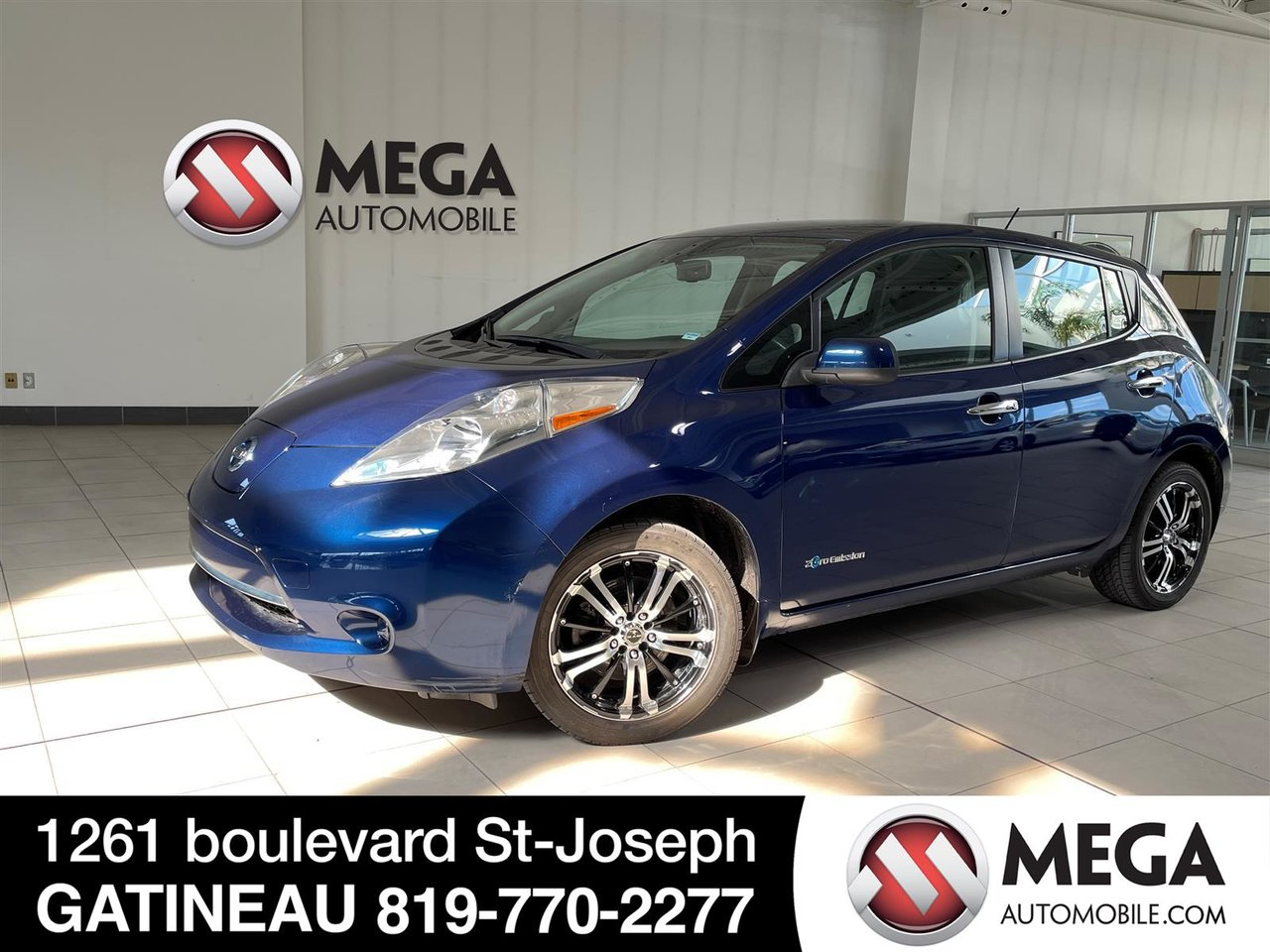 Nissan LEAF 2016 SV