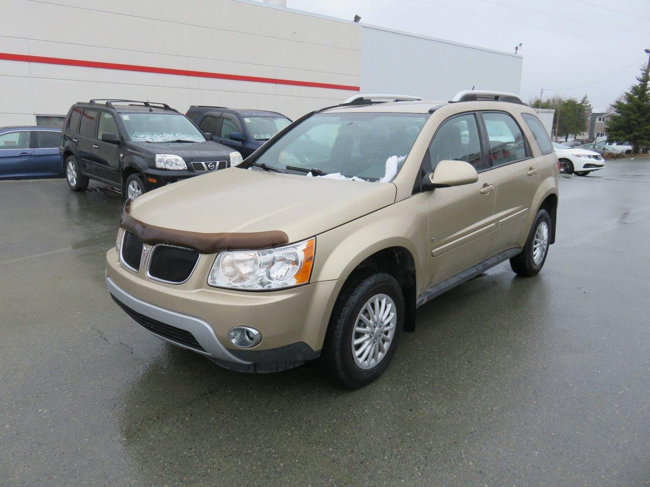 Pontiac Torrent AWD  2008