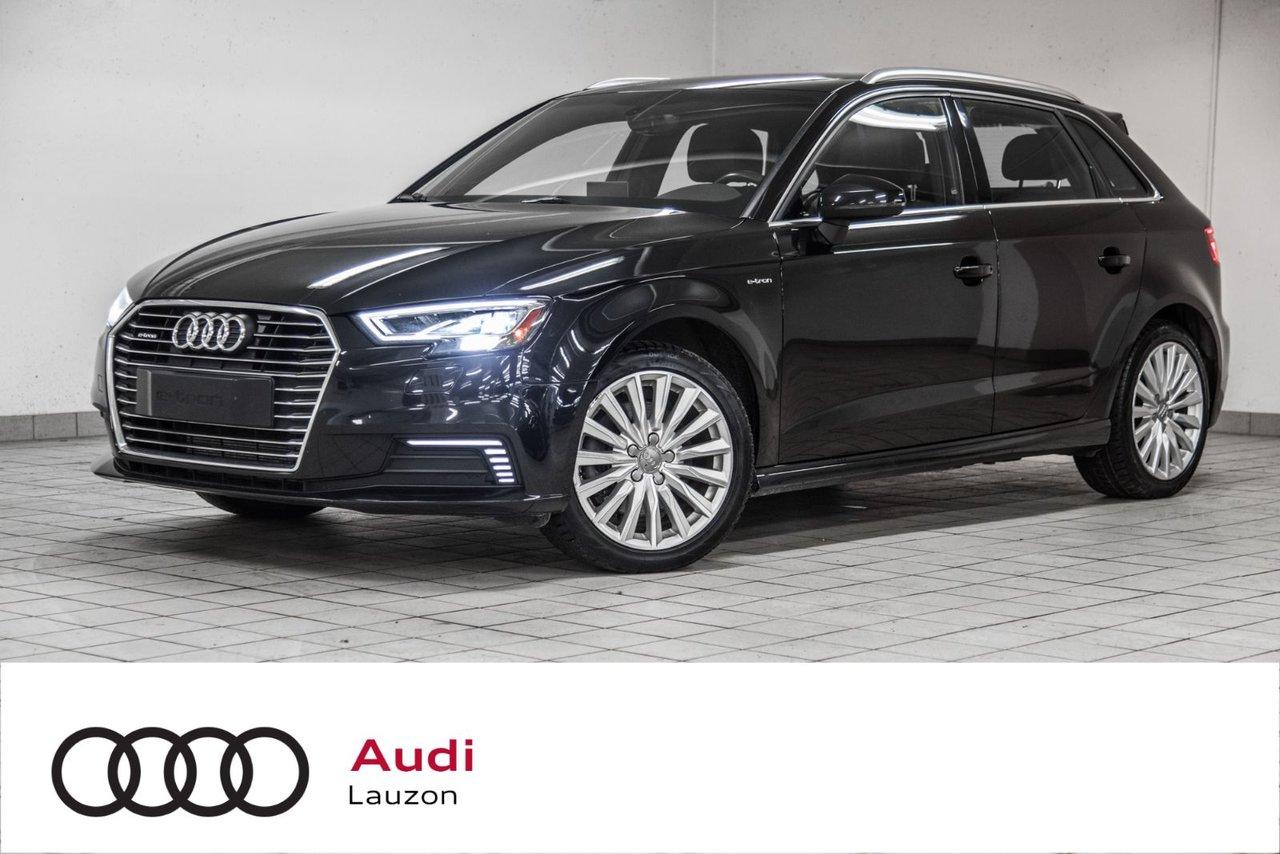 Audi A3 2018 TECHNIK